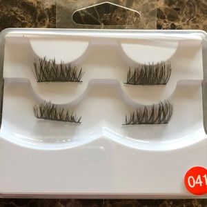 Other - Brand new set brown and black magnetic lashes